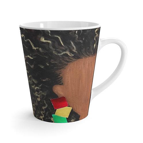 """ISLAND GAL"" Latte Mug"