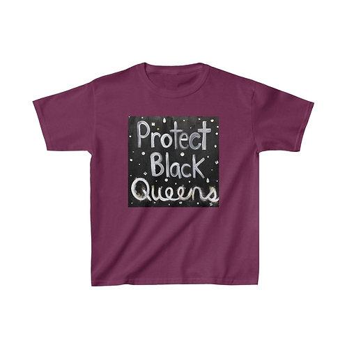 """""""BLACK QUEENS"""" Kids T-Shirt"""