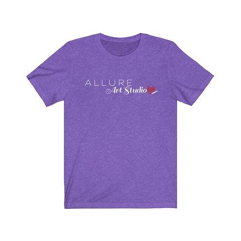 """""""ALLURE ART STUDIO"""" Unisex T-Shirt"""
