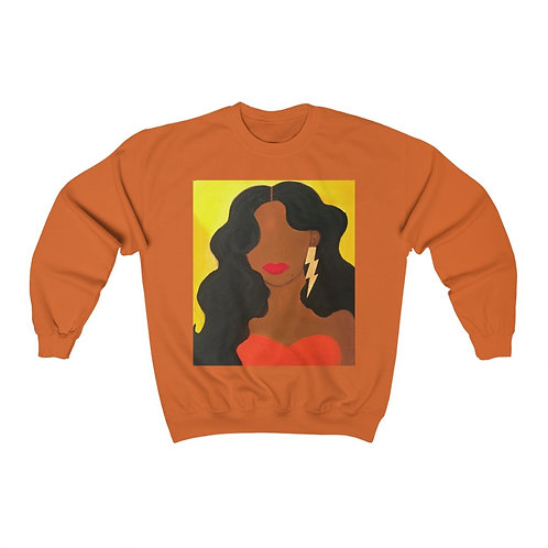 """HER ALLURE"" Unisex Crewneck Sweatshirt"
