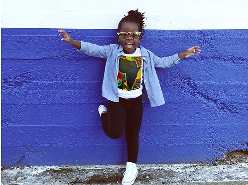 """MAMA AFRICA"" Kids T-Shirt"