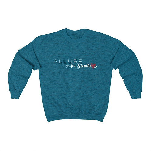 """ALLURE ART STUDIO"" Unisex Crewneck Sweatshirt"