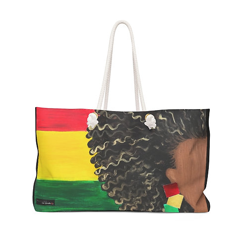 """""""ISLAND GAL"""" Weekender Bag"""