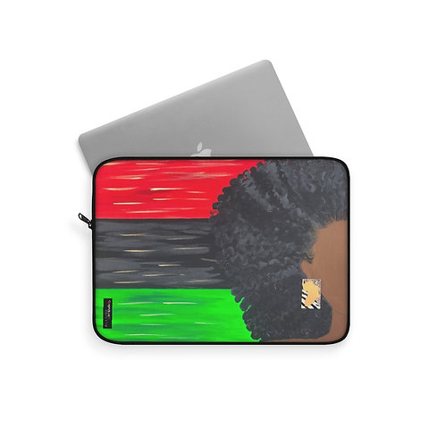 """LADY LIBERATION"" Laptop Sleeve"