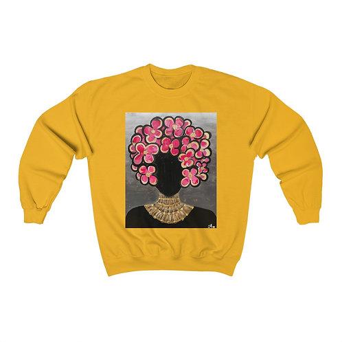 """SHE'S ROYAL"" Unisex Crewneck Sweatshirt"