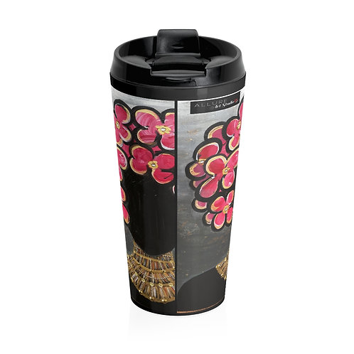 """""""SHE'S ROYAL"""" Travel Mug"""