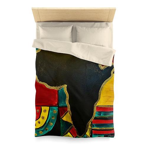 """MAMA AFRICA"" Duvet Cover"