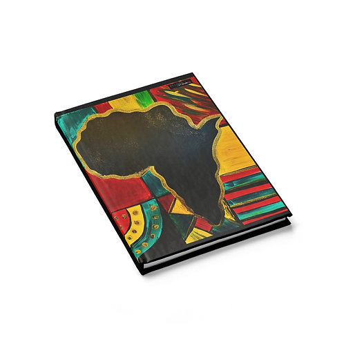 """MAMA AFRICA"" Hardcover Journal"