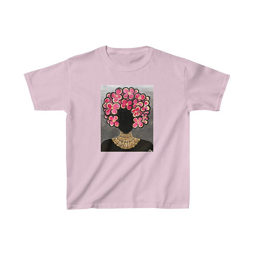 """SHE'S ROYAL"" Kids T-Shirt"