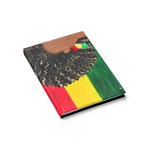 """ISLAND GAL"" Hardcover Journal"