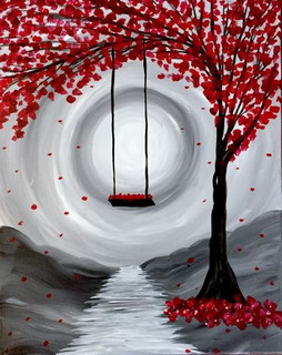 The Red Swing