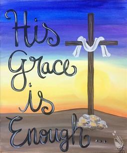 His Grace is Enough