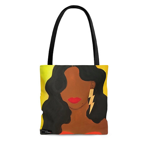 """HER ALLURE"" Tote Bag"