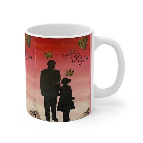 """DADDY'S GIRL"" Coffee Mug"