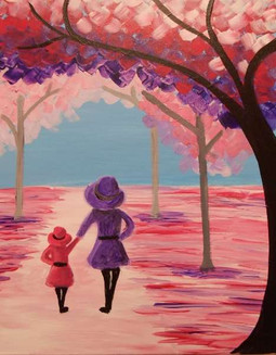 A Walk With Mommy