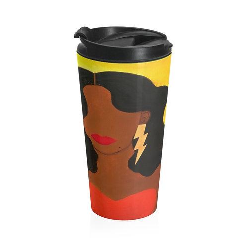 """HER ALLURE"" Travel Mug"