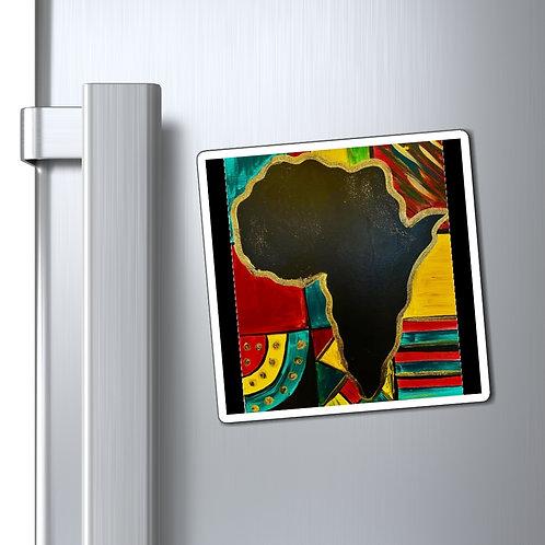 """MAMA AFRICA"" Magnet"