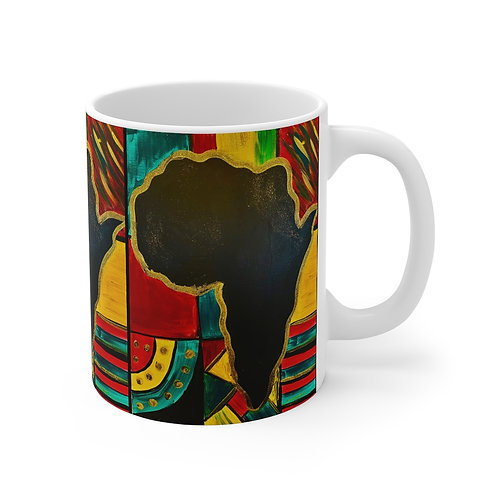 """MAMA AFRICA"" Coffee Mug"