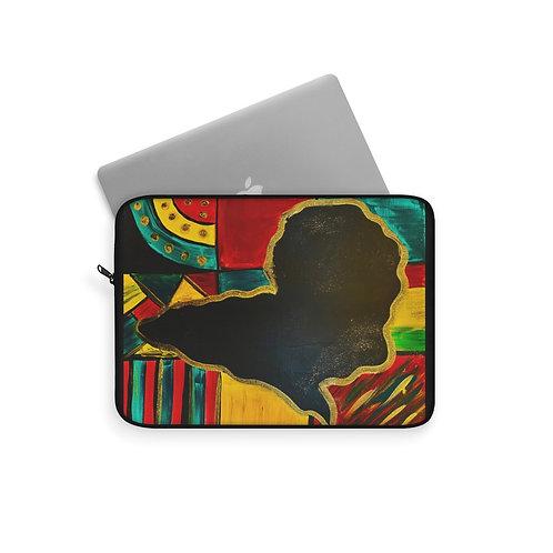 """MAMA AFRICA"" Laptop Sleeve"