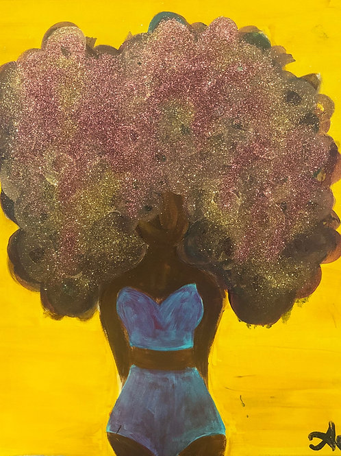 Hair of Glitter