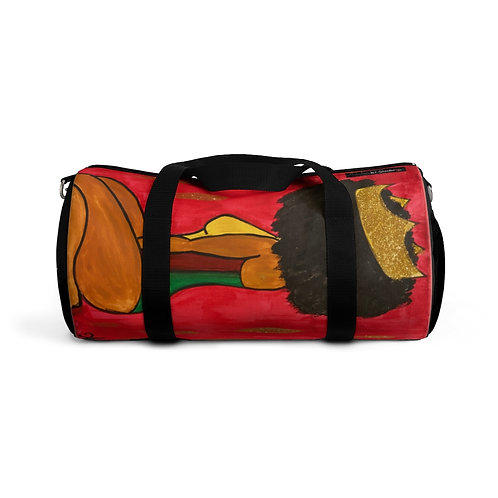 """BOW DOWN"" Duffel Bag"