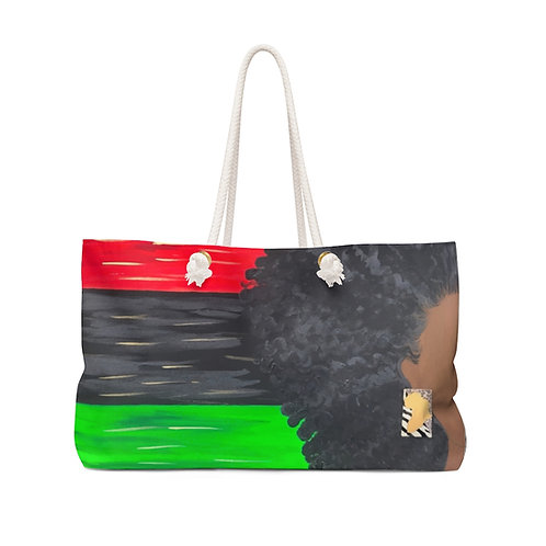"""LADY LIBERATION"" Weekender Bag"