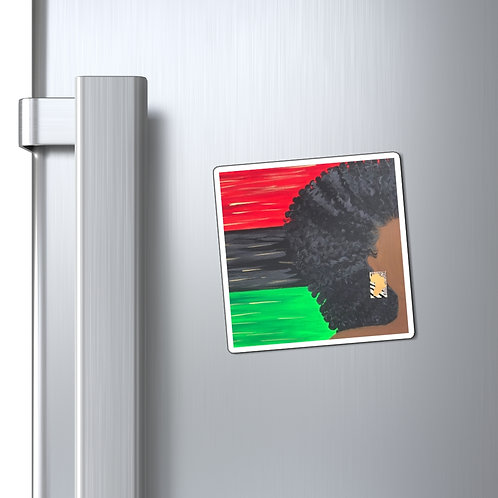 """LADY LIBERATION"" Magnet"