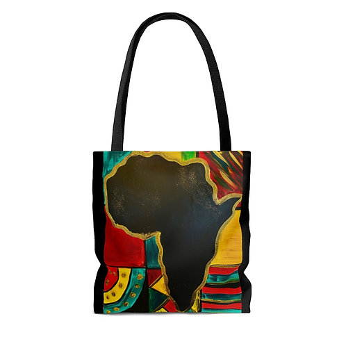 """""""MAMA AFRICA"""" Tote Bag"""