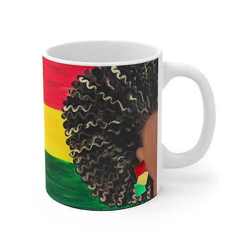 """ISLAND GAL"" Coffee Mug"