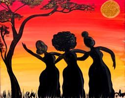 Safari Sisters