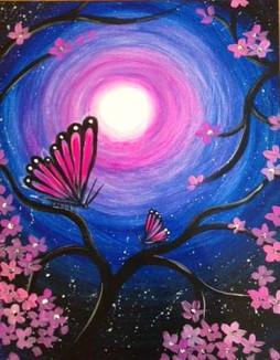 Flutter With Butterflies