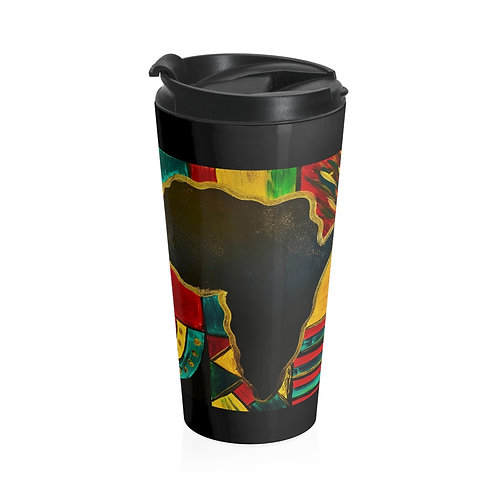 """MAMA AFRICA"" Travel Mug"