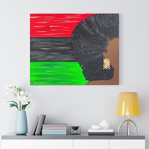 """LADY LIBERATION"" Canvas Print"