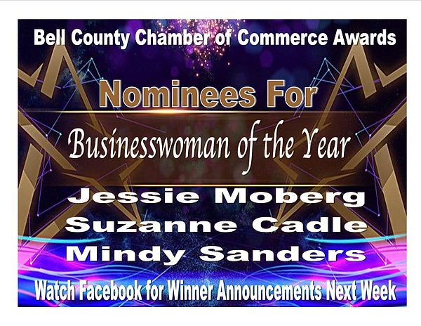 Award Presentation Business Woman of the