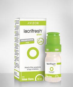 Lacrifresh Aloe 10 ml