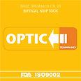 Orgánico Blanco CR-39 Bifocal KripTock