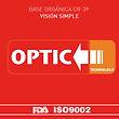 Orgánico Blanco CR-39 Vision Simple