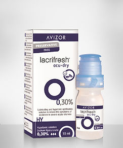 Lacrifresh Ocu Dry 0,3%