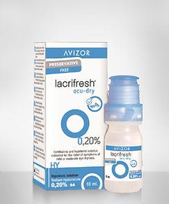 Lacrifresh Ocu Dry 0,2%
