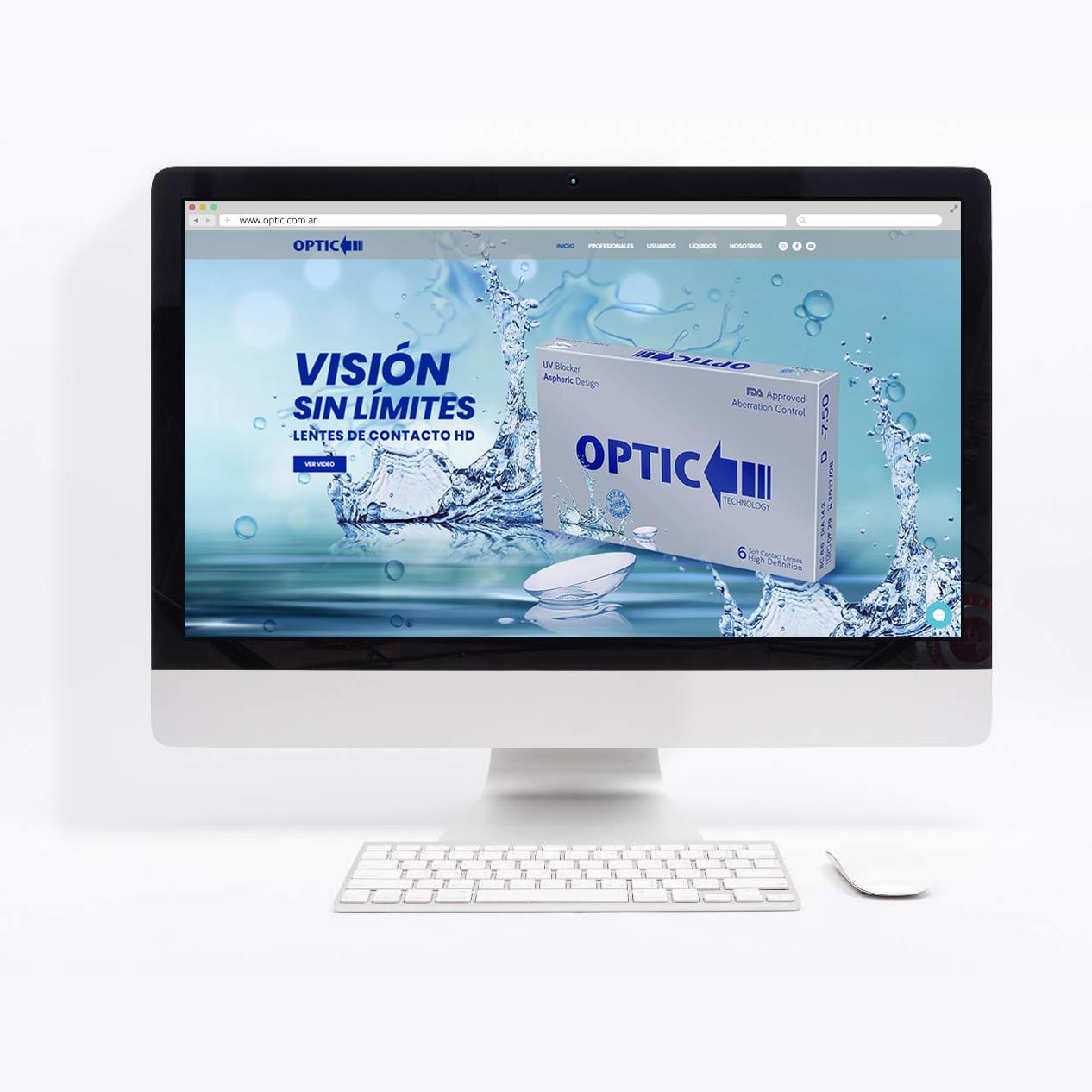 optic en mac