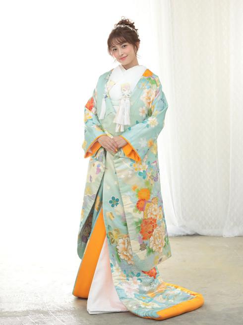 桜花道長の渚(水色)