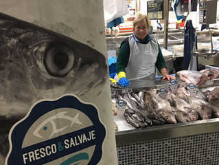 """La marca del pescado """"Fresco & Salvaje"""" da sus primeros pasos en Vigo"""