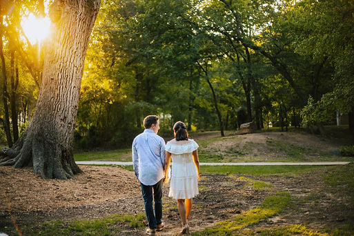 Saint Louis Engagement Photography, Victoria E Photography