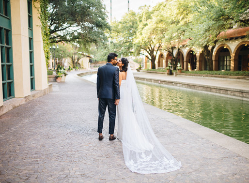Akhila & Chandhu: Romantic, Waterfront Wedding