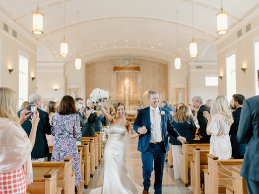 Madeleine & McLane's Wedding Day   Stone House of Saint Charles