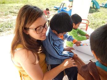 Colore le Monde - Devenir bénévole