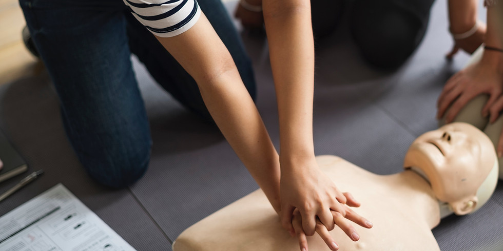 Standard First Aid + CPR C Course