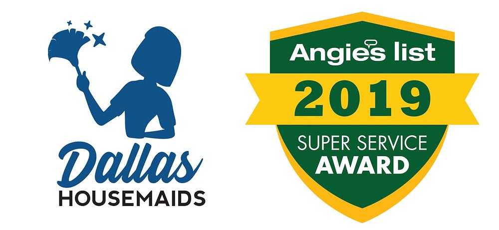 Dallas Housemaids Super Service Award