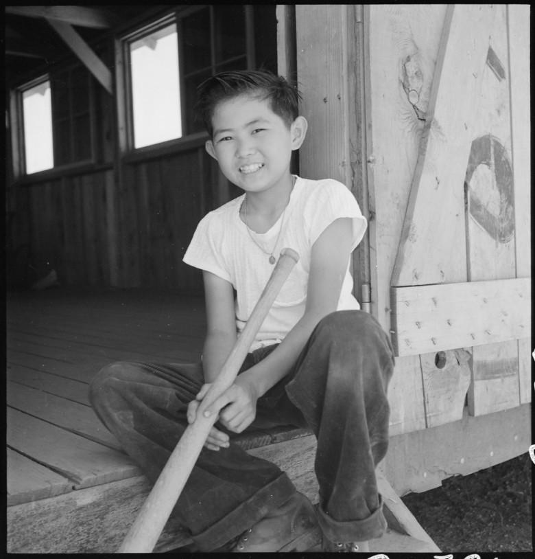 July 1, 1942 PC: Dorothea Lange