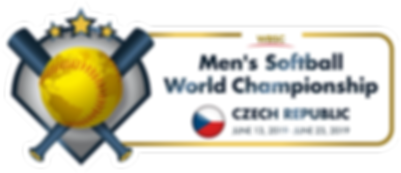 Men's Softball World Championship Offici